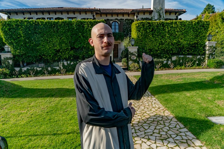 Adam Papagan, a Los Angeles tour guide, said he wasn't aware he'll have to turn in his tax returns. Photo from coollatours.com