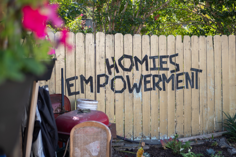 Homies Empowerment, a community development organization in East Oakland